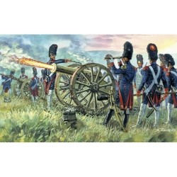 1/72 French Imperial Guard Artillery Napoleonic Wars